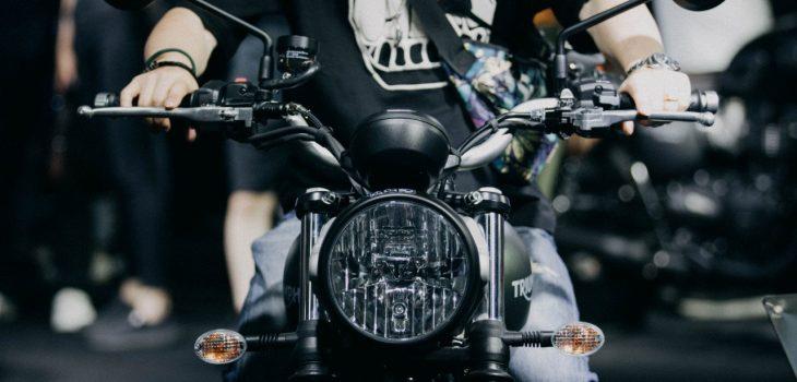 masque anti pollution moto